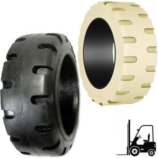 Массивные (бандажные) шины